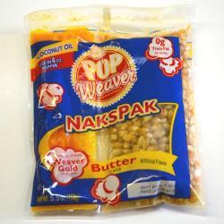 Naks Pak 4  Ounce W/Coco Oil-36Pkg/Carton