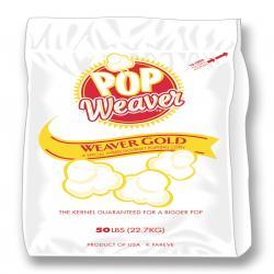 Popcorn 50Lb Premium Weaver Gold