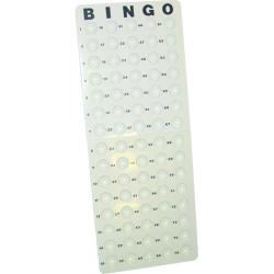 Masterboard-For Small Bingo Balls- 75 Number