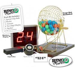 Bingo Barker(tm) Automatic Bingo System
