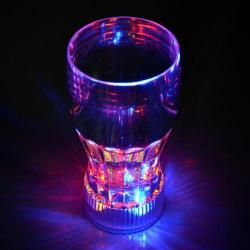 Flashing Glass- 12 Ounces- Batteries Included