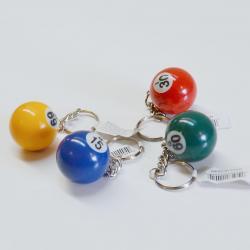 Keychain- Bingo Ball- 32mm Size