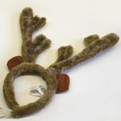 Christmas Reindeer Antlers- Brown