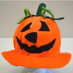 Hat- Pumpkin- 7 Inch X 12 Inch