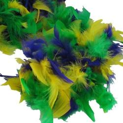 Feather Boa- Mardi Gras- 6 Foot