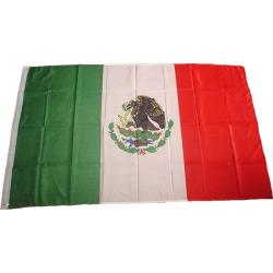 3X5 Mexico Flag- Polyester Material