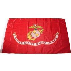 3X5 Marine Corps Flag- USMC Pattern