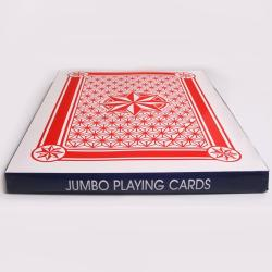 Super Jumbo Playing Card-10.5 X 14.5  Inch