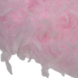 Feather Boa- Soft Pink- 6 Foot