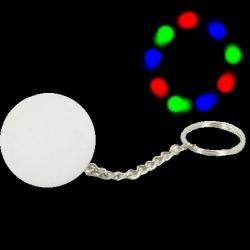 Keychain- Splash Color Strobe