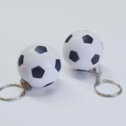 Soft Soccer Keychain- 1 Dozen Header