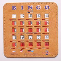Bingo Slide Cards- The DeuceTM