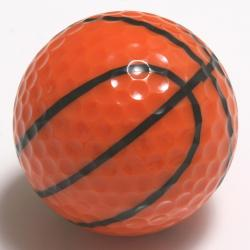 Basketball Golf Ball