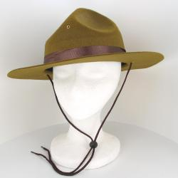 Park Ranger Hat- Olive Green Color