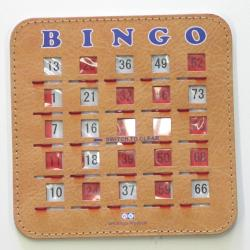 Bingo Slide Cards W/ Quick Clear Center Shutter Function