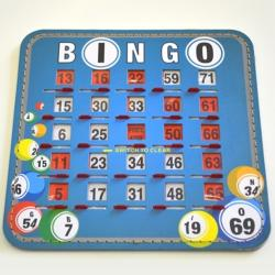 Slide Cards- Bingo Ball