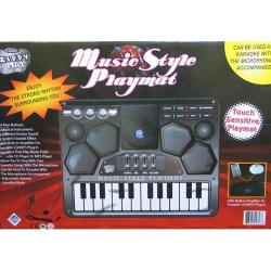 DJ Play Mat- Piano/Scratcher/Speaker