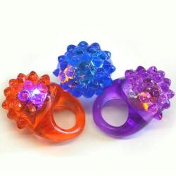 Deluxe Flashing Ring- Soft Material
