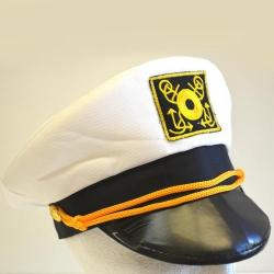 Captains Hat- Adustable Adult Size