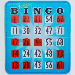 Jumbo Bingo Slide Cards