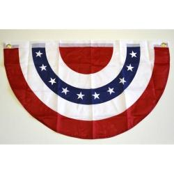USA Bunting- 20X36 Inch w/2 Metal Grommets