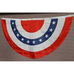 USA Bunting- 36X72 Inch w/3 Metal Grommets