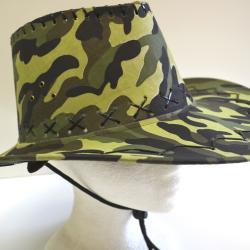 Camouflage Cowboy Hat