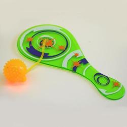 Flashing Paddle Ball Game- 1 Pc Card