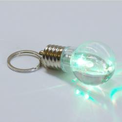Flashing Lightbulb Keychain- 4 Dozen