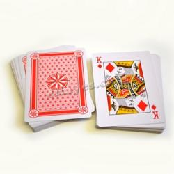 Playing Cards- Giant- 6.5 X 4.75 In