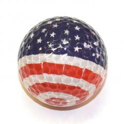 16775 - Full Flag Golf Ball