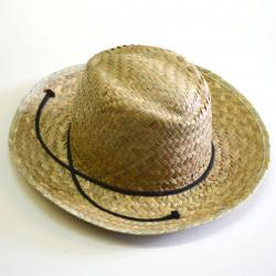 Straw Sun Hat- Natural Color