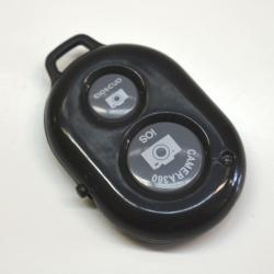 Remote Bluetooth Shutter- Pairs with Phone- 1 Pc Color Box