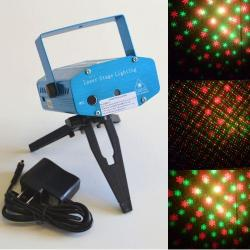 Laser Light- 110V- Multiple Patterns