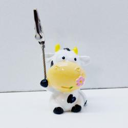 Bingo Ticket Holder- Cow