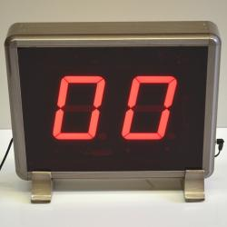 LED Display Board for Displaying the Last Number called