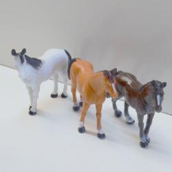 Horse Assortment- 4 Inch- 4 Assorted