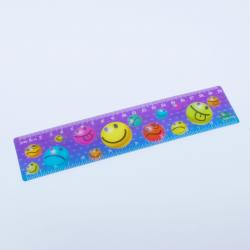3D Flicker Ruler- Smile Design- 8 Inch- Bulk Packed