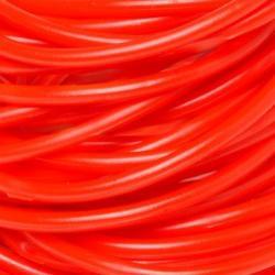 O-Ring Spirit Bracelets- Red- 6 Piece Card