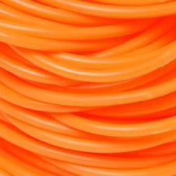O-Ring Spirit Bracelets- Orange- 6 Piece Card