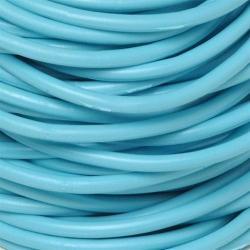 O-Ring Spirit Bracelets- Light Blue- 6 Piece Card