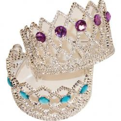 Glindas High Crown Tiara- 3 Assorted Colors