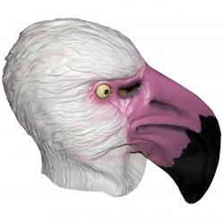 Flamingo Head Mask- Adult Size