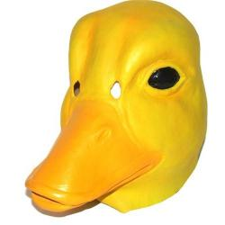 Duck Mask- Adult Size