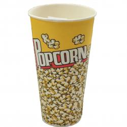 Butter Corn Cup- 24 Ounce -1000 Pack
