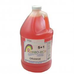 Orange Slush Mix 4/1Gallon 5/1Mix