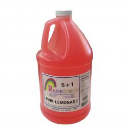 Pink Lemonade Slush Mix 4/1Gallon 5/1Mix