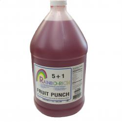 Fruit Punch Slush Mix 4/1Gallon 5/1Mix