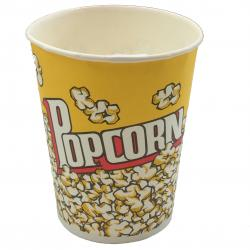 Butter Corn Cup- 32 Ounce- 500 Pack