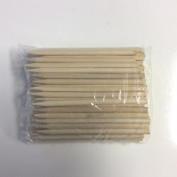 Bamboo Skewers 5.25  Inch X 6.25MM  Bag of 100 pieces